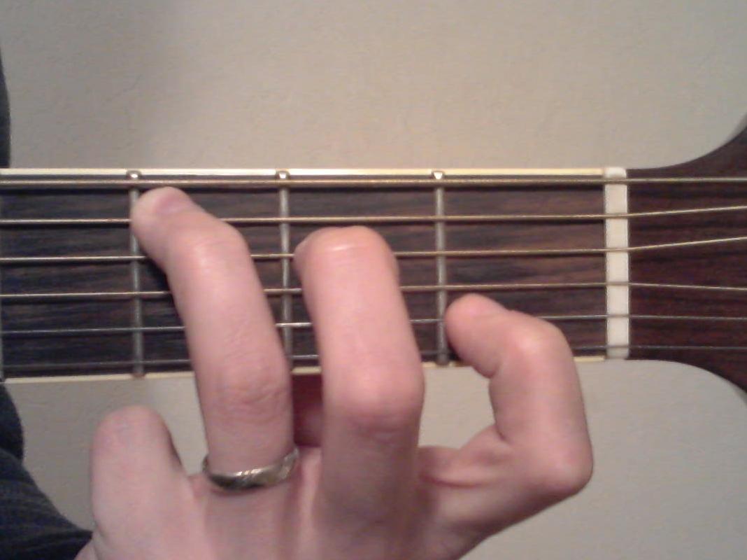 morceaux de guitare jouer sans le mi